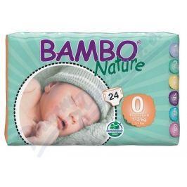 ABENA A.S. BAMBO Nature Premature 1-3kg 24ks