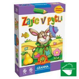 GRANNA Vzdělávací hra  Zajíc v pytli