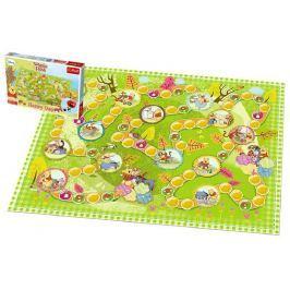 Trefl Medvídek Pú společenská hra v krabici 40x26x4cm