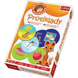 TREFL Vzdělávací hra Protiklady