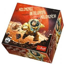 Trefl Mise: Kolonizace společenská hra v krabici 20x20x5,5cm