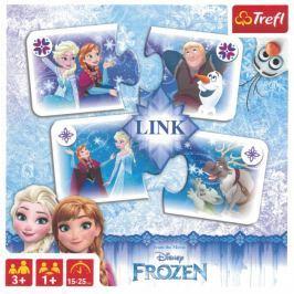 TREFL Puzzle dvojice Ledové království