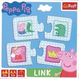 TREFL Puzzle dvojice Prasátko Peppa