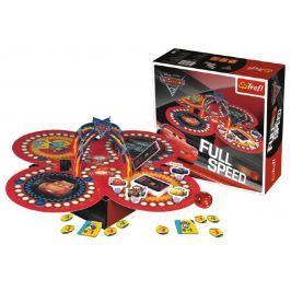 Trefl Full Speed Auta/Cars 3 společenská hra v krabici 26x26x8cm