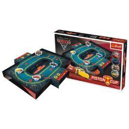 Trefl Piston Cup Auta/Cars 3 Disney společenská hra v krabici 39x27x4cm