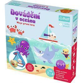 TREFL Moje první hra LITTLE PLANET Dovádění v oceánu