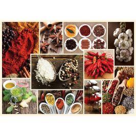 TREFL Puzzle  1000 dílků - Cuisine Decor puzzle Koření