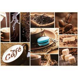 TREFL Puzzle  1000 dílků - Cuisine Decor puzzle Káva