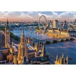 TREFL Puzzle  1000 dílků - Londýn, Velká Británie
