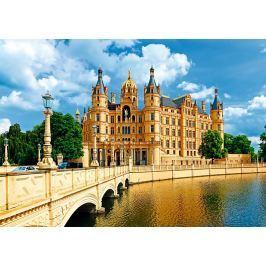 TREFL Puzzle  1000 dílků - Zámek Schwerin, Německo
