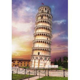 TREFL Puzzle Šikmá věž v Pise 1000 dílků 68,3x48cm v krabici 27x40x6cm