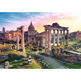TREFL Puzzle  10443 Forum Romanum, Řím (Itálie) 1000 dílků