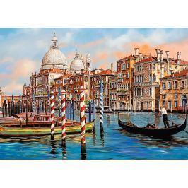TREFL Puzzle Odpoledne v Benátkách 1000 dílků