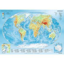 TREFL Puzzle Mapa světa 1000 dílků