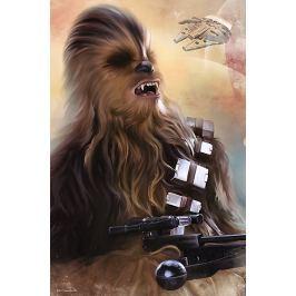 TREFL Nano puzzle  362 dílků - Star Wars: Chewie