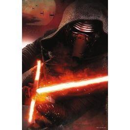 TREFL Nano puzzle  362 dílků - Star Wars: Kylo Ren
