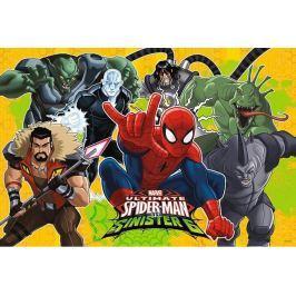 TREFL Puzzle  260 dílků - Spiderman proti zlu