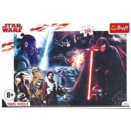 TREFL Puzzle Star Wars: Poslední z Jediů 260 dílků