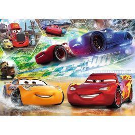 TREFL Puzzle Auta 3: Cesta k vítězství 200 dílků