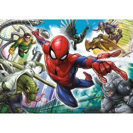 TREFL Puzzle Spiderman: Zrozen k hrdinství 200 dílků