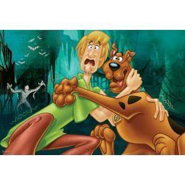 TREFL Puzzle pro děti  160 dílků - Scooby Doo: Vyděšení