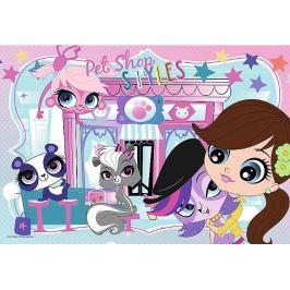 TREFL Puzzle pro děti  160 dílků - Littlest Pet Shop