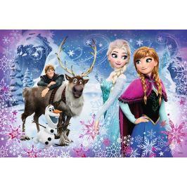 TREFL Puzzle Ledové království: Přátelství 160 dílků