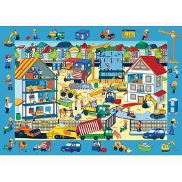 TREFL Puzzle Staveniště 70 dílků
