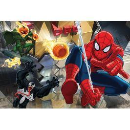 TREFL Puzzle pro děti  100 dílků - Spiderman: Do akce!