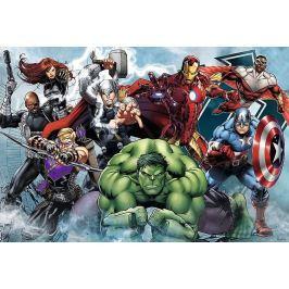 TREFL Puzzle pro děti  100 dílků - Avengers: Do akce