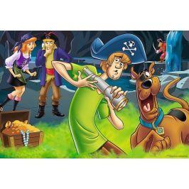 TREFL Puzzle pro děti  100 dílků - Scooby Doo