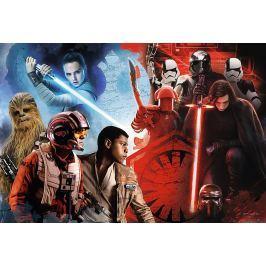TREFL Puzzle Star Wars: Dobro vs. zlo 100 dílků