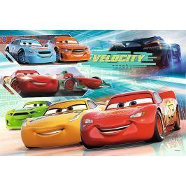 TREFL Puzzle Auta 3: Hrdinové závodu 100 dílků