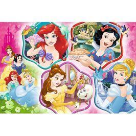 TREFL Puzzle Disney princezny: Kouzlo princezen 100 dílků
