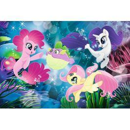TREFL Puzzle My Little Pony: Podmořští koníci 60 dílků