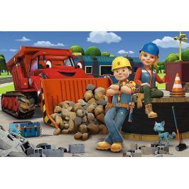 TREFL Puzzle Bořek stavitel a Wendy 60 dílků