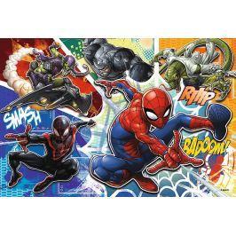 TREFL Puzzle Statečný Spiderman 60 dílků