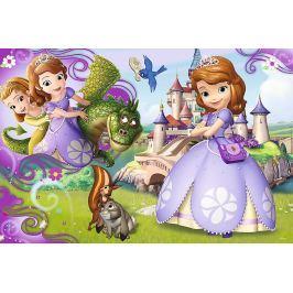 TREFL Puzzle Princezna Sofie První 60 dílků