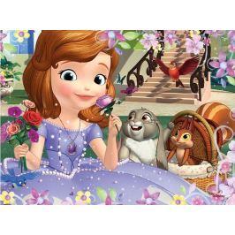 TREFL Puzzle pro děti  30 dílků - Princezna Sofie První: Voňavé růže