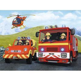 TREFL Puzzle pro děti  30 dílků - Požárník Sam na výjezdu