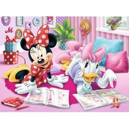 TREFL Puzzle pro děti  18217 Minnie: Nejlepší kamarádky 30 dílků