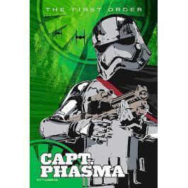 TREFL Dětské puzzle  54 dílků - Star Wars: Kapitánka Phasma