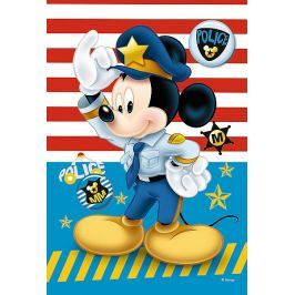 TREFL Dětské puzzle  54 dílků - Mickey Mouse a přátelé: Policista