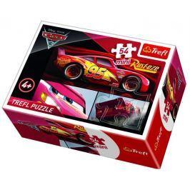 TREFL Puzzle Auta 3: Blesk McQueen 54 dílků