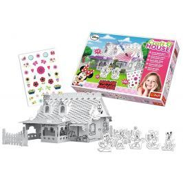 TREFL 3d puzzle Domeček Minnie