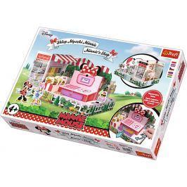 Trefl 3D puzzle Obchod Minnie