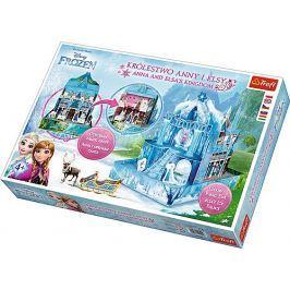 TREFL 3D puzzle Království Anny a Elsy