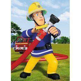 TREFL Puzzle Požárník Sam: Do akce! 20 dílků