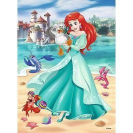 TREFL Puzzle Disney princezny: Ariel 20 dílků