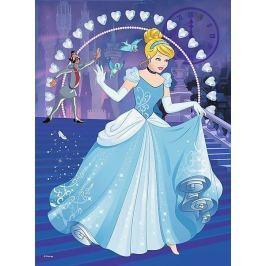 TREFL Puzzle Disney princezny: Popelka 20 dílků